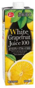 ホワイトグレープフルーツ
